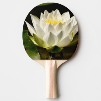 water lilly ping pong paddle