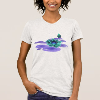 WATER LILLY. SHIRTS