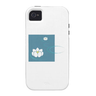 Water Lily iPhone 4/4S Cover