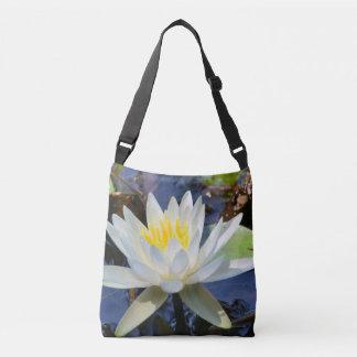 Water Lily Crossbody Bag