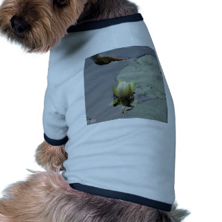 Water Lily Doggie T Shirt