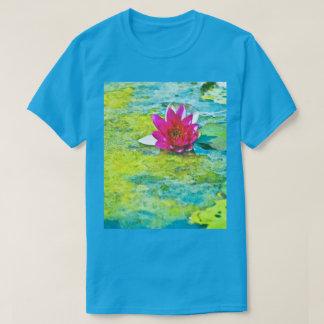 Water Lily Lilypad T-Shirt