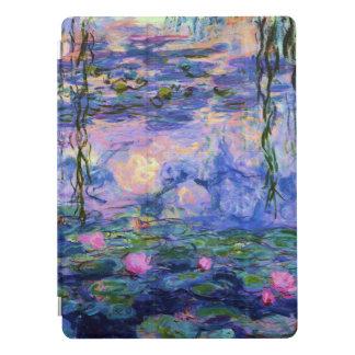 Water Lily Monet Impressionism Fine Art iPad Pro Cover