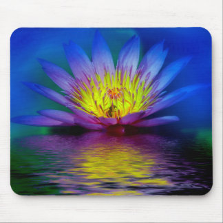Water Lily Mouse Mat
