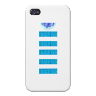 Water Magic Head Down iPhone 4/4S Cover