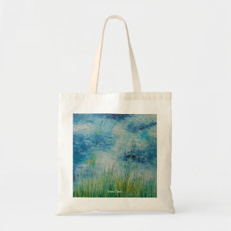 """Water Meadow"" design by Viktor Tilson Budget Tote Bag"