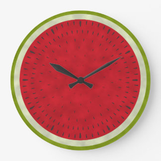 Water Melon Wall Clock