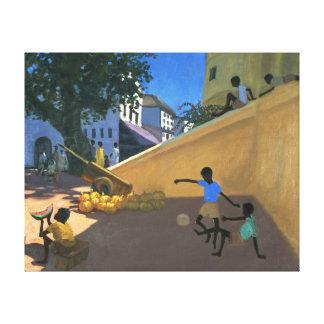 Water Melons Hamu Kenya 1995 Canvas Print