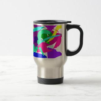 Water Stainless Steel Travel Mug