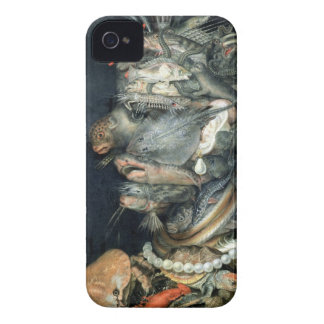 Water, (oil on canvas), Arcimboldo, Giuseppe iPhone 4 Case