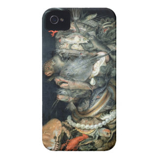 Water, (oil on canvas), Arcimboldo, Giuseppe iPhone 4 Cover