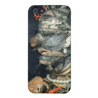 Water, (oil on canvas), Arcimboldo, Giuseppe iPhone 5/5S Covers