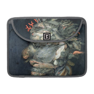 Water, (oil on canvas), Arcimboldo, Giuseppe MacBook Pro Sleeves