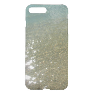 Water on the Beach I Abstract Nature Photography iPhone 8 Plus/7 Plus Case