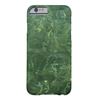 Water over Sea Grass II (Blue and Green) Photo Barely There iPhone 6 Case
