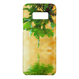 Water & Plant Samsung Galaxy S8, Barely Phone Case