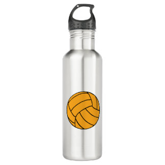 Water Polo Ball Graphic 710 Ml Water Bottle
