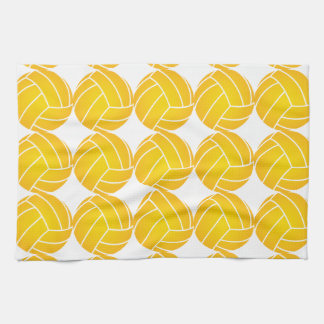 Water Polo Ball Kitchen Towel