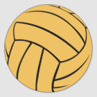 Water Polo Ball Sticker