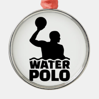 Water polo christmas ornament