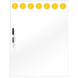 Water Polo Dry Erase Dry Erase Board