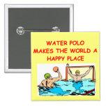 water polo pin