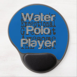 Water Polo Player Extraordinaire Gel Mouse Mat