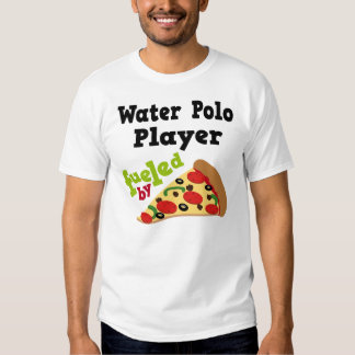 Water Polo Player (Funny) Pizza T Shirt