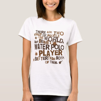 Water Polo Player Gift