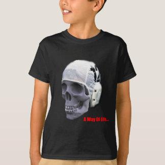 water-polo-skull tshirts