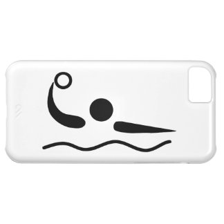 Water Polo Waterpolo Pictogram Case For iPhone 5C