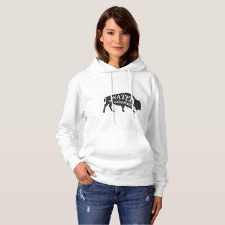 Water Protector -- Buffalo Hoody 1