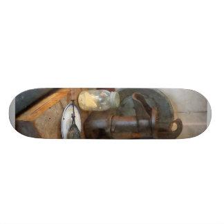 Water Pump in Kitchen Custom Skate Board
