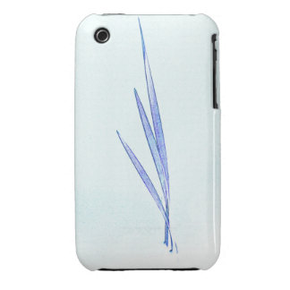 Water Reed Art iPhone 3 Covers