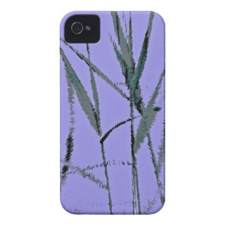 Water Reed Digital Art Case-Mate iPhone 4 Cases