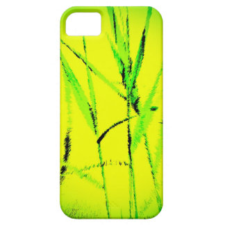Water Reed Digital Art iPhone 5 Case
