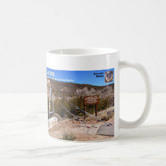 Water Resources III - Embudo Stream Gage Coffee Mug
