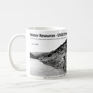 Water Resources IV - Embudo Stream Gage Coffee Mug