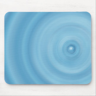Water rings mouse pad