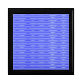 Water Ripples Background Gift Box