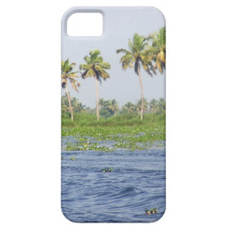 Water rippling in the coastal lagoon iPhone 5 case