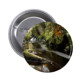 Water River Moves Pinback Button