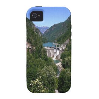 Water River Valley Dam iPhone 4/4S Cases