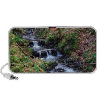 Water River Valley Gorge Notebook Speaker