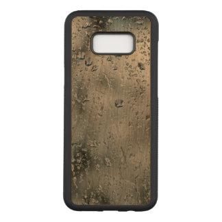Water Samsung Galaxy S8+ Slim Cherry Wood Case