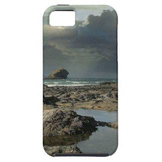 Water Sea Rocks Vision iPhone 5/5S Cases