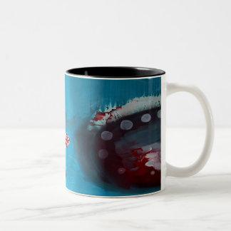 WATER SHAMAN Two-Tone COFFEE MUG