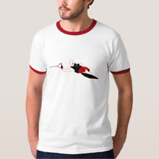 Water Skier - REACH! T-Shirt