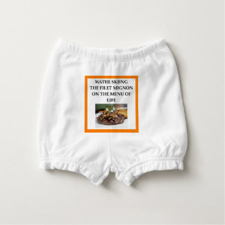 water skiing nappy cover