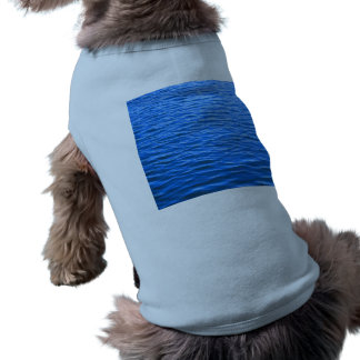 Water Sleeveless Dog Shirt